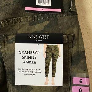 Nine West Jeans Camo print